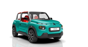 Voici la Citroën e-Méhari !